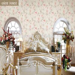 special design watreproof wallpaper/ removing wallpaper glue for room