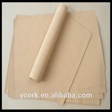 1-110mm thickness cork sheet