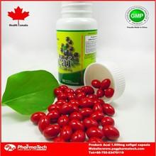 GMP Private label OEM brand acai berry