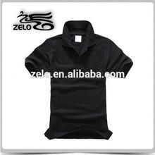 OEM fantastic classical black mens t shirt polo