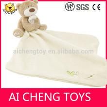 factory custom soft plush comforter for baby EN71 /ASTM