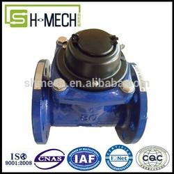 Low cost woltman smart water meter cast iron body class B