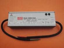 HLG-150H-12B Meanwell Dimmable LED driver/150W 36V/IP67/5 years warranty/ for LED street light/highbay light