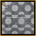 2015 novo design! Itália cinza mista china branco padrão irregular mosaico banheiro , piso