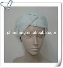 Thick Braided Acrylic Knit Headband