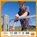 alta qualidade de aço galvanizado portão da fazenda para a ordem do oem e atacado