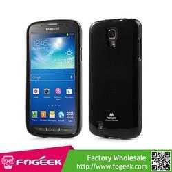 Mercury High Quality Glittery Powder TPU Gel Cover Case for Samsung Galaxy S4 Active I537 I9295