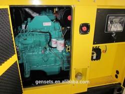 Super Silent 20KW Generator With CUMMINS Engine 4B3.9-G1