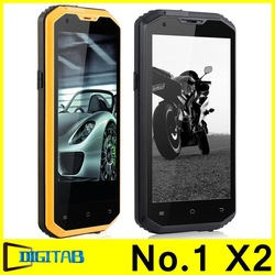 Mobile Phone 5.5 Inch No.1 X2 X-Men 1GB/8GB13.0MP Waterproof 4G FDD LTE Android 4.4