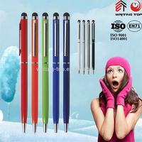 2015 custom metal ballpoint pen with logo
