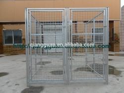 hot galvanized high quality outdoor temporary dog fence