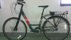 250w brushless motor/green vehicle/pedal assist sensor/hydraulic disc brake/en15194/bike/city bike/city bicycle/electric bike/