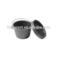 cast iron 1QT dutch oven mini dutch oven