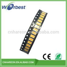 36V 0.5W 50-56lm Taiwan epistar smd led chip 5730
