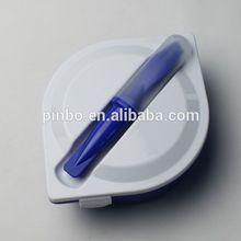 2015 New design Rectangular Plastic Food Box