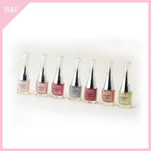 private label nail polish cosmetics favorable prices rhinestone glue on nail art