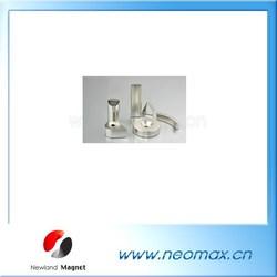 irregular shape and neodymium composite permanent type magnets