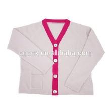 15STC6815 kids cashmere cardigan