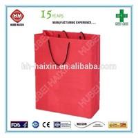 Nonwoven shopping handle bag 510k