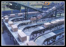 Carbon steel screw conveyor, stainless steel conveyor, spiral roller conveyor for any industry