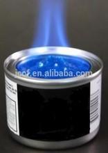 Combustibile in scatola etanolo gel combustibile di logoramento(794)