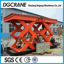 Industrial Electric Power Railway Platform Wagon For Cu Electric Hoist
