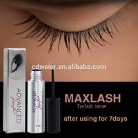 MAXLASH Natural Eyelash Growth Serum (eyelash foam cleanser)