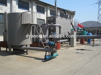 palm fiber continuous charcoal production kiln for making Hookah tablets
