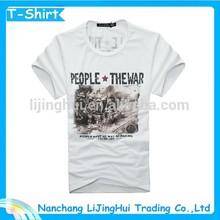 hot sell new design fashionable china t shirt factory