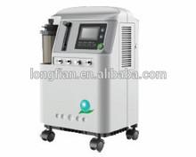Oxygen Generator Concentrator Setup