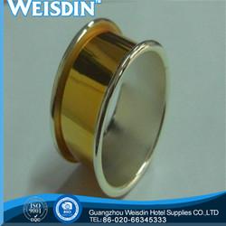 wood made in China cast lron wedding napkin rings idea