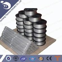 GR1 GR2 high purity TIG welding straight stock titanium wires