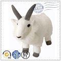 mejor venta de alta calidad de juguete suave de cabra