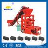 QTJ4-26 cheap concrete block making machine Linyi Youju machinery