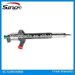 6C1Q9K546BB Car Denso Fuel injectors