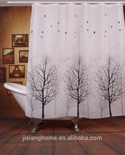 Shower Curtain Weights/Tree Design Shower Curtain
