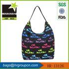 HR-13126 Wholesale professional hot selling canvas cotton school bag