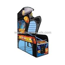 2015 hotsale indoor shooting game machine basketball game machine Crazy Shoot