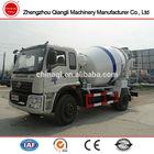 Forland 3m3 Concrete Mixer Truck Batching Plant Concrete Equip Price