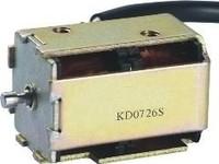 Latching Bistable Solenoid Lock AC/DC 12V AKD0726S electromagnet