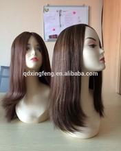 factory price Wholesale 100% High Grade Virgin Human Kosher European Hair Jewish Wig Products
