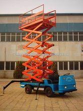 Car lifter hydraulic vehicular lift