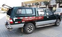 Navara Accessories 4x4 Truck Canopy