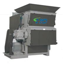 Various Multi Functional Solid Waste Shredder Hook Two Shaft Shredder as Bag Opener Bag Breaker for Primary Crushing