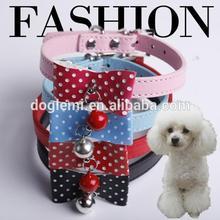 Fashion PU leather Collars Puppy Dog /Cat Collars
