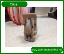 automotive plastic clips spring loaded clamps for leather
