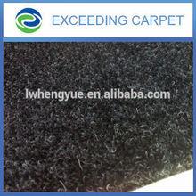 Commercial grade floor shaggy carpet underlay