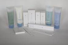 30ml hotel shampoo , shower gel , conditioner , body lotion plastic tube /hot sale hotel bath gel /bath works