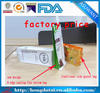 factory direct sale custom spout pouch for soft foods soft drinks