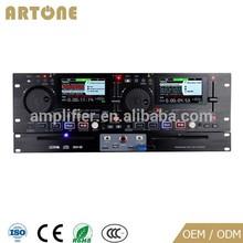 JA-1000 (factory price) pro dj amplifier dj console